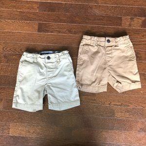 3t Oshkosh Twill Shorts